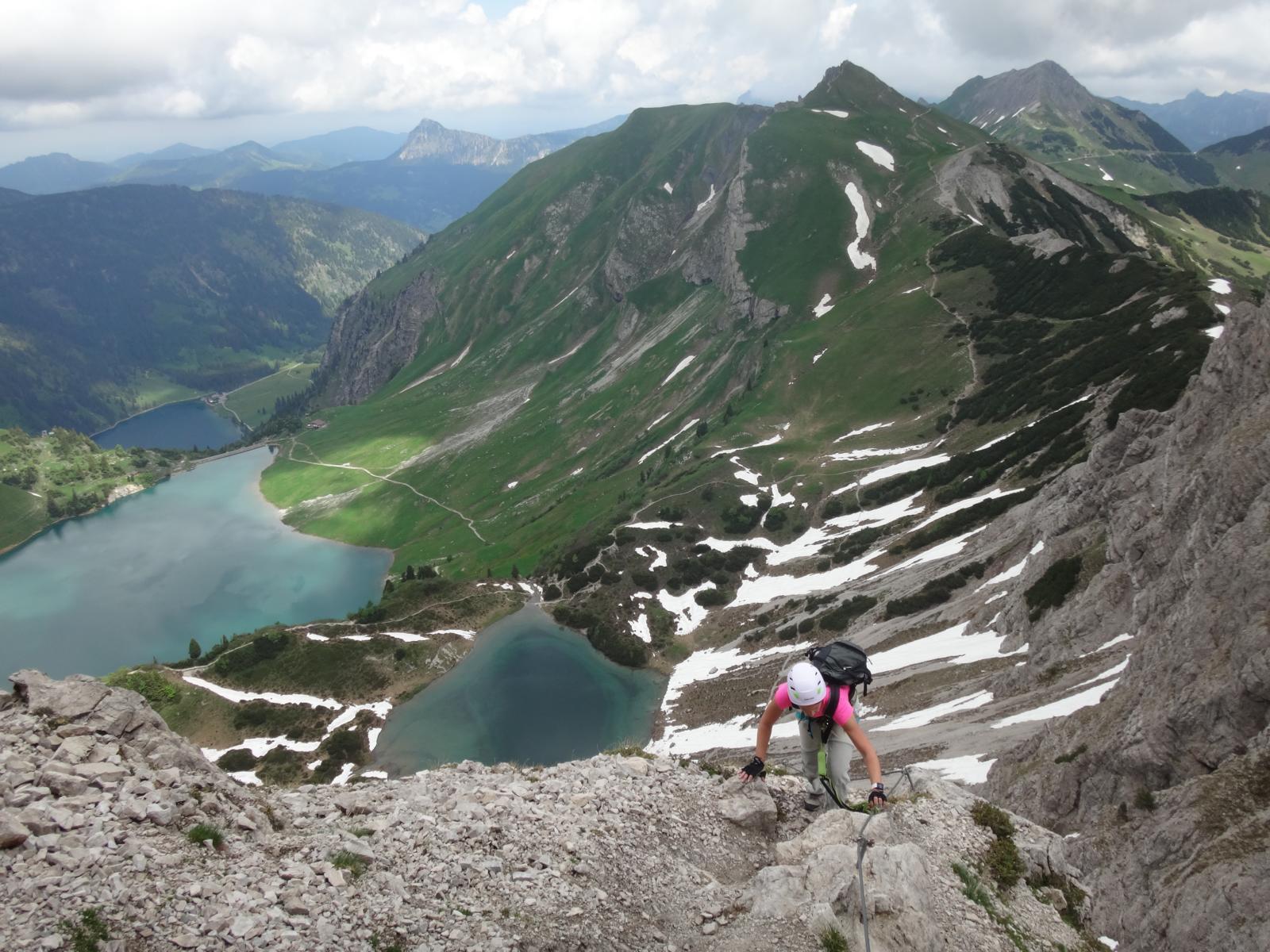 Klettersteig Lachenspitze Bilder : Klettersteig lachenspitze nordwand medias on instagram picgra